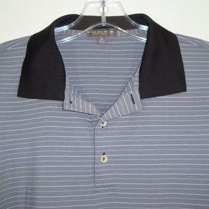 PETER MILLAR Summer Comfort Striped Polo Shirt
